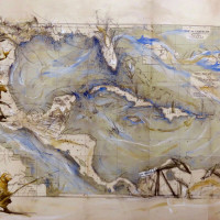 Redbud Gallery presents Luis Moro: Animal Cartography