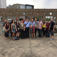 AIA Houston presents Buffalo Bayou Walking Tour