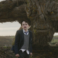Lewis MacDougall in A Monster Calls