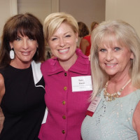 Women Driving Business 9/16 Sarah Cain, State Rep. Sarah Davis, Jeannie Bollinger