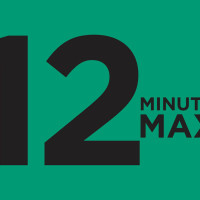 Diverseworks presents 12 Minutes Max
