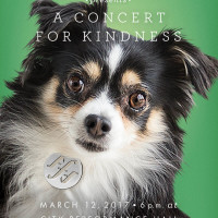Artisans for Animals presents A Concert for Kindness