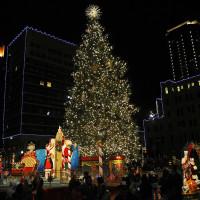 Sundance Square presents Christmas Tree Lighting