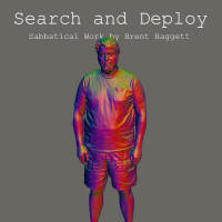 "Austin Community College Art Department presents ""Seek & Deploy"" Brent Baggett Sabbatical Exhibition Artist Reception"