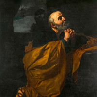 SMU Meadows Museum presents Between Heaven and Hell: The Drawings of Jusepe de Ribera