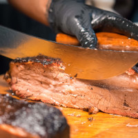 2017 Fort Worth Food + Wine Festival: BBQ Showdown