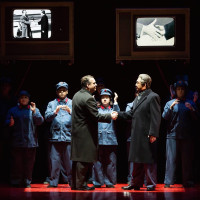 Nixon in China Houston Grand Opera production