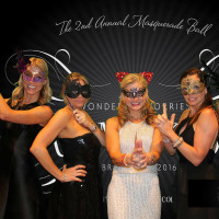 Wonders & Worries presents Unmasked: Mardi Gras Masquerade!