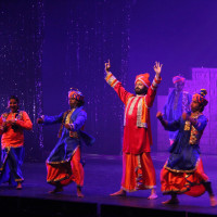 Eisemann Center presents Taj Express