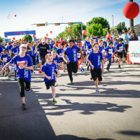 Children's Health presents Alliance Data Red Balloon Run & Ride