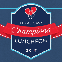 Texas CASA presents Champions Luncheon