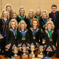 McTeggart Irish Dancers of South Texas