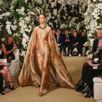 Ralph Lauren fall 2017 gown