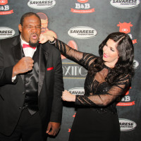 Houston, Black Tie Boxing Benefiting Lone Survivor Foundation, Feb 2017, Riddick Bowe, Ella Markovsky
