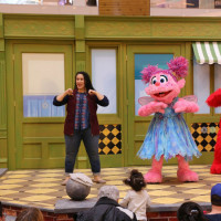Stonebriar Centre presents Sesame Street's K is for Kindness Tour