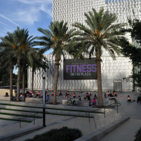 The Tobin Center of Performing Arts presents Fitness on the Plaza