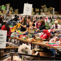 Trinkets to Treasures Resale Event