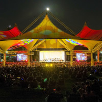Houston Symphony at Cynthia Woods Mitchell Pavilion