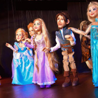 Castle Hills presents Marionette Show: Happily Ever After