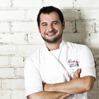 Headshot of Chef David Cordua