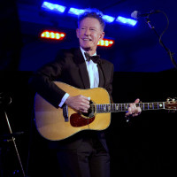 Houston, Blue Bird Circle Gala with Lyle Lovett, April 2017, Lyle Lovett