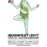 Isometer Productions presents the Second Annual Bushfest