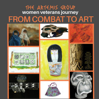 From Combat to Art: Women Veterans Journey Exhibit Opening