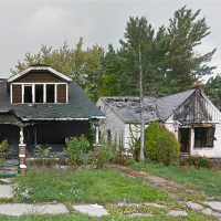 Prizer Gallery presents A Hurricane Without Water - Detroit Through Google Street View