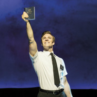 Billy Harrigan Tighe in The Book of Mormon