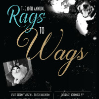 Austin Humane Society presents Rags to Wags
