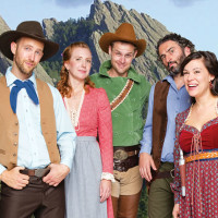Boy Howdy!: Improvised 1960s-Style TV Westerns
