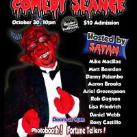 The 6th Annual Comedy Seance