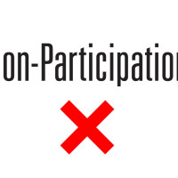 Art League Houston presents Non-Participation