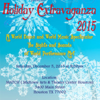Sirrom Studio presents Holiday Extravaganza 2015