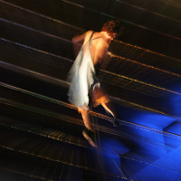 Blue Lapis Light presents Radiance: A Site Specific Aerial Dance