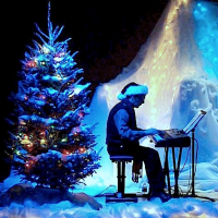 """Coke, Stern, Harney Productions presents """"A Child's Christmas In Wales"""""""