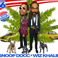 Snoop Dogg & Wiz Khalifa The High Road Summer Tour