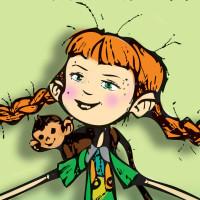 Austin Scottish Rite Theater presents Pippi Longstocking