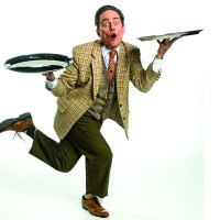 Zach Theatre presents One Man, Two Guvnors