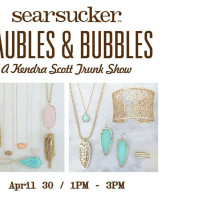Searsucker & Kendra Scott presents Baubles & Bubbles