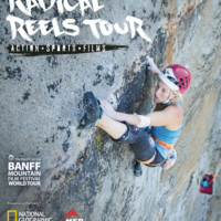National Geographic and MSR present The BANFF Mountain Film Festival Radical Reels Tour