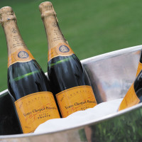 TRIO at the Four Seasons Hotel Austin presents Veuve Clicquot Happy Hour