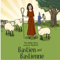 Dallas Opera presents Bastien and Bastienne