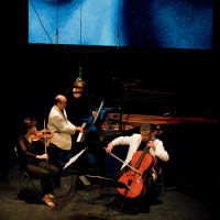 Houston Friends of Chamber Music presents the Gryphon Trio
