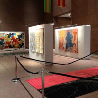 First exhibition of the ARZU master's collection of rugs