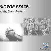 "Foundation for Modern Music presents ""Music for Peace: Shouts, Cries, Prayers"""