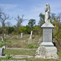 "Lecture: ""Olivewood Cemetery: Past, Present, and Future"""