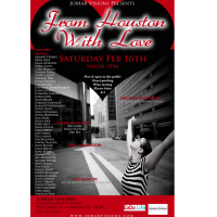 "Art opening reception: ""From Houston With Love"""