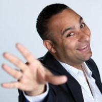 Austin Photo Set: Events_Russell Peters_Paramount_Feb 2013