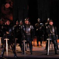 Houston Grand Opera presents Verdi's Il trovatore